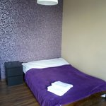 Very Berry double room