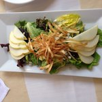 Pear Salad - Super Fresh Ingredients