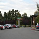 Foto de Courtyard by Marriott Anchorage Airport