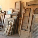 need an old wooden door