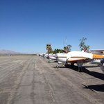 Bush Pilots Take Over San Felipe