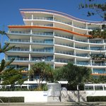 Silvershore Apartments on the Broadwater resmi