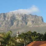Table Mountain from the balcony