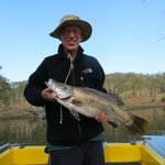 A barramundi catch!