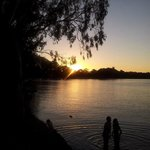 Sunset on the Murray in Renmark. Simply stunning