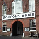 Norfolk Arms Hotel Foto