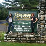 Foto de Northern Outdoors Adventure Resort