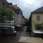 Rainy day in Radolfzell