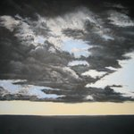 David Robb, Cloud painting