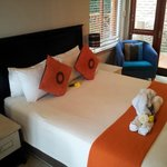 Boardwalk Lodge resmi