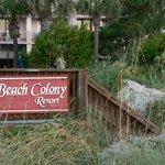 Beach Colony Resort resmi