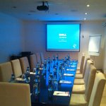 Board Room settings for meetings