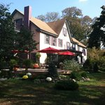 Φωτογραφία: Pineapple Hill Bed and Breakfast Inn