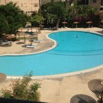 etabe hotel swimming pool. very quiet