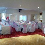 Alisha Suite - Wedding Breakfast