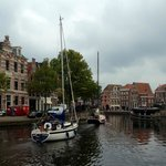 Spaarne Dream Appartment Haarlem resmi