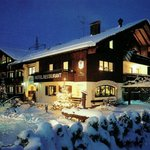 Winter Hotel Alpenrose