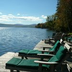 Foto de Hunter Cove Cabins on Rangeley Lake