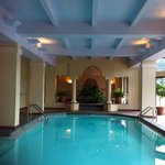 Jacksonville Marriott Indoor Pool