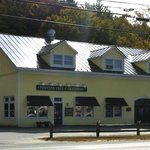 Newfane Cafe - a great find!