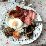 "la formule ""Full Irish Breakfast"""