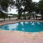 Foto de The Historic Leakey Inn