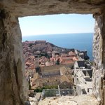 From the City walls