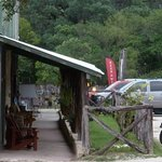 Foto The Historic Leakey Inn