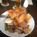Carvery to kill for.