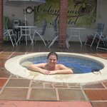 Refrescando do calor de Cali!