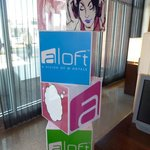 Φωτογραφία: Aloft - Baltimore Washington International Airport