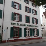 Photo de Hotel Spalenbrunnen