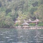 Фотография Minahasa Lagoon Dive & Tours Club