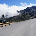 a 20 minute or so drive and you're at the bottom of The Tourmalet. Bring your bike