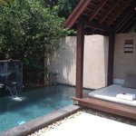 Nice little plunge pool......