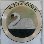 You are most welcome at the Swan House