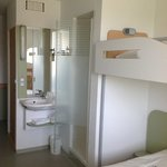 Washbasin & Shower Cubicle