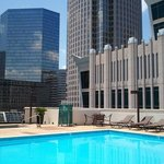 Rooftop Pool and Hot Tub