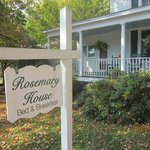 صورة فوتوغرافية لـ ‪Rosemary House Bed and Breakfast‬