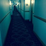 Foto van Holiday Inn Express and Suites Scottsburg