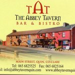 The Abbey Tavern resmi