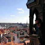 Old Prague Hotel is approx in the middle of this picture. Just 5 min walk from the Old Town Squa