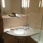 Immaculate ensuite bathroom