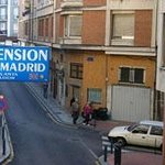 Pension Madrid 21 resmi