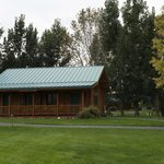 Foto de The Hideout Lodge & Guest Ranch
