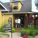 Φωτογραφία: Vancouver House Bed & Breakfast