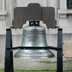Bell in Front of Capitol