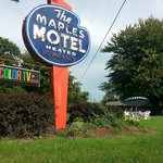 Foto van Maples Motel