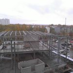 View from 6th floor - buildin