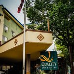Quality Inn & Suites Seattle resmi